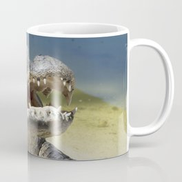 Alligator Smile Coffee Mug