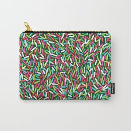 Encrusted With Sprinkles (Holiday Edition) Carry-All Pouch