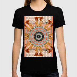 Target Yew 32 - Tripping Daisy Target T-shirt