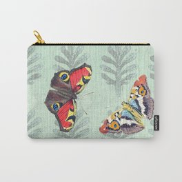 Summer's sojourn with butterflies Carry-All Pouch