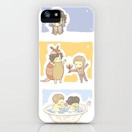 Chibilock iPhone Case