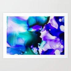 Dreamscapes II Art Print