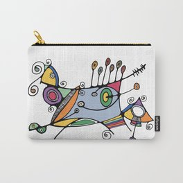Let,s go play, tu viens on joue? Carry-All Pouch
