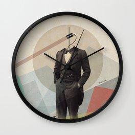 Retro vision Wall Clock