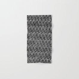 Tiles Hand & Bath Towel