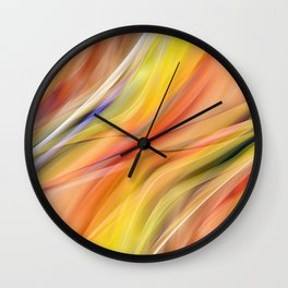 Colorgradient 27 Wall Clock