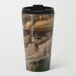Cliff Palace Mesa Verde Travel Mug