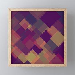 zappwaits autumn Framed Mini Art Print