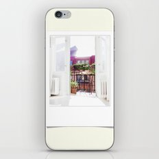 Polaroid moments iPhone & iPod Skin