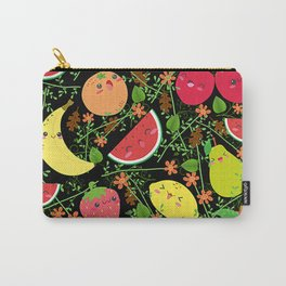 Multiple fruits Carry-All Pouch