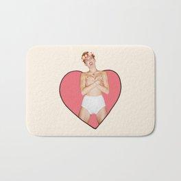 Miley #4 Bath Mat