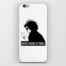 How Does It Feel?  |  Bob Dylan iPhone & iPod Skin