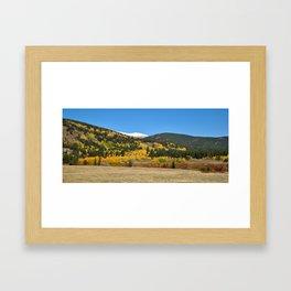 The First Fall Framed Art Print