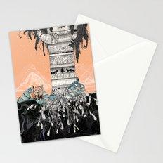 Fox Tree Stationery Cards