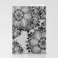 gray Stationery Cards featuring Gray  by rskinner1122
