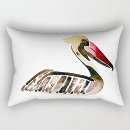 Pelicans Rectangular Pillow