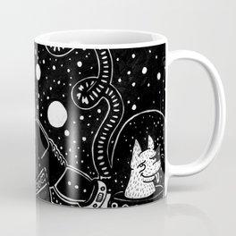nostalgia espacial Coffee Mug