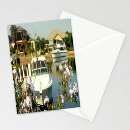 Backyard Bliss - Paynesville - Australia Stationery Cards