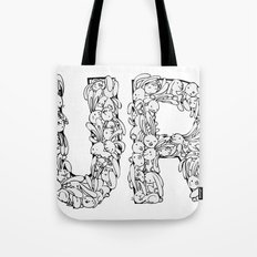 Uncultivated Rabbits Tote Bag