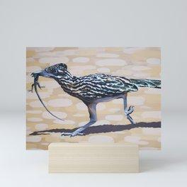 Greater Roadrunner Mini Art Print