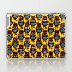 Gorillas & Bananas Laptop & iPad Skin