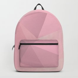 Pink Polygon 2019 Backpack