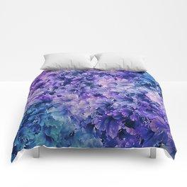 Hibiscus Flower Pattern Comforters