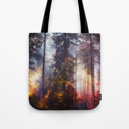 Warm fuzzy feelings Tote Bag