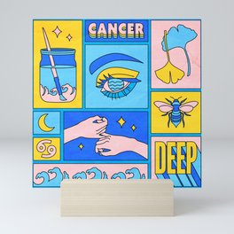 Cancer Mini Art Print