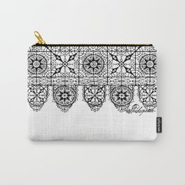 Shakespeare's Lace  Carry-All Pouch