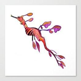 Sea Dragon Canvas Print