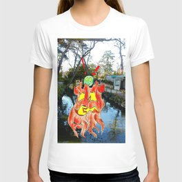 Trunks in The Park T-shirt