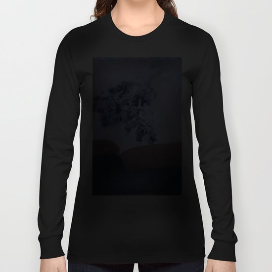 Summer Lavender Long Sleeve T-shirt