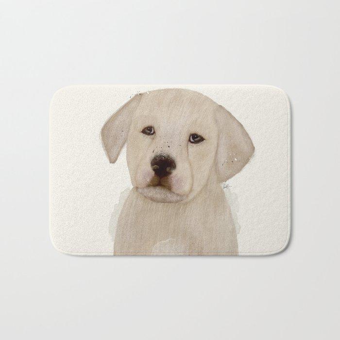 little labrador Bath Mat