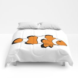 One Clownfish Comforters