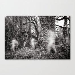 Ephemerality Canvas Print