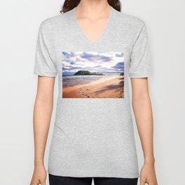 Little Presque Isle  Unisex V-Neck