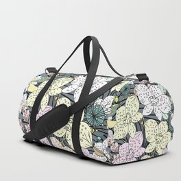 Orchids in Bloom Duffle Bag