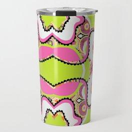 Voyeur en Rose Travel Mug