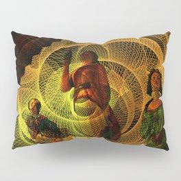 The three figureheads Pillow Sham
