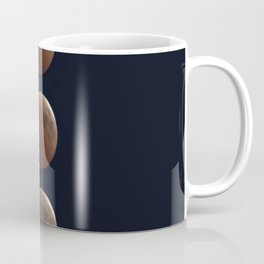 Bloody Moon Eclipse Coffee Mug