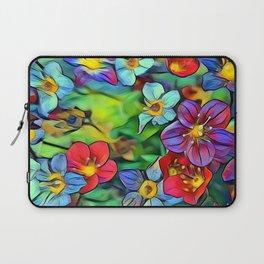 Amazing Floral 29B Laptop Sleeve