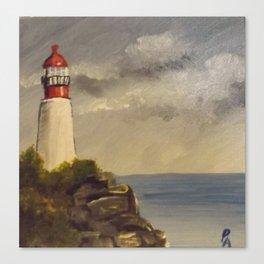 Rocky Point Lighthouse Canvas Print