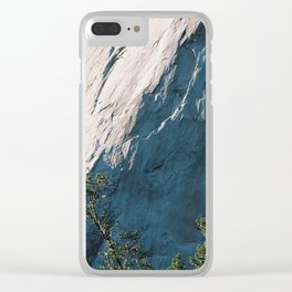 climber Clear iPhone Case