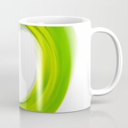 Soft Green Enso - Abstract Art By Sharon Cummings Coffee Mug