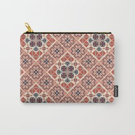 Palestinian embroidery pattern Carry-All Pouch
