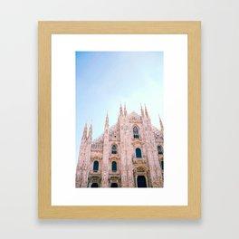 Milan Italy Framed Art Print