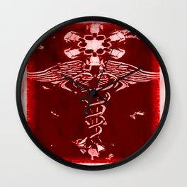 Caduceus - 033 Wall Clock