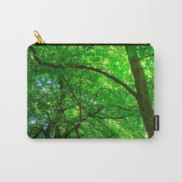 Maple Canopy, Dreamy and Magical Light Carry-All Pouch