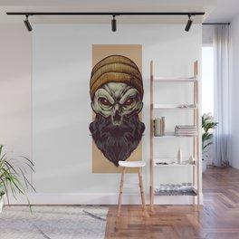 Bonehead Wall Mural